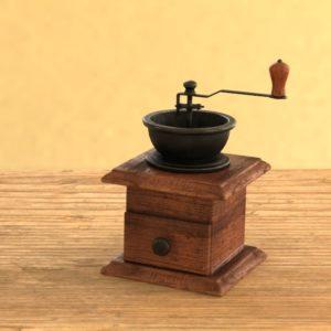 コーヒーミルKeyShot