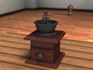 コーヒーミルshade